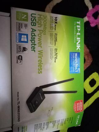 TP LINK Router High Power Wireless