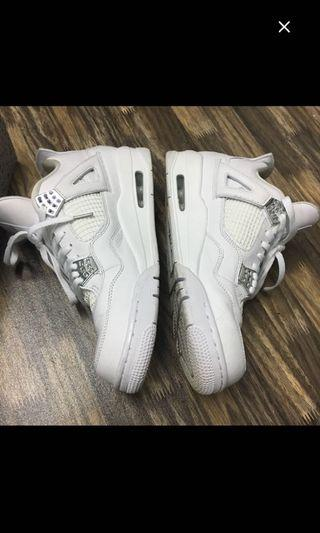 AJ 4 pure money