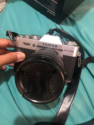 Fujifilm X-T20 Termasuk Lensa xt20