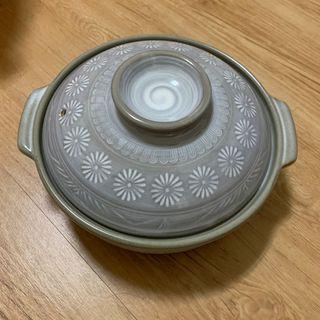 花三島8號砂鍋 土鍋