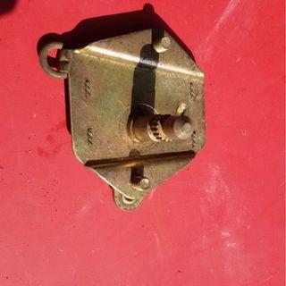 Peugeot 403 inner door opener mechanism