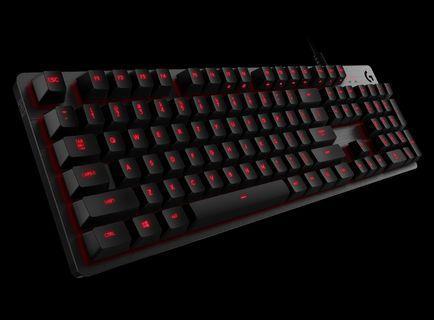 Logitech G413 mechanical keyboard