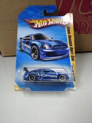 Hotwheels Dodge Drift Old Card