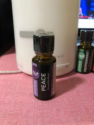 Melalueca essential oil- peace