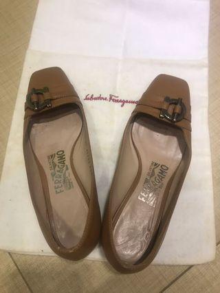 Salvatore Ferragamo Shoes brown