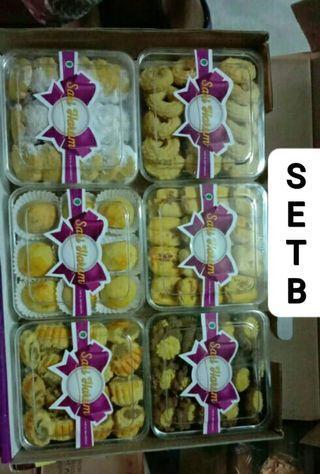 Kue Idul Fitri ( set B)