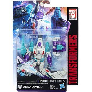 Transformers Power Of The Primes Deluxe Class Dreadwind Dreadwing