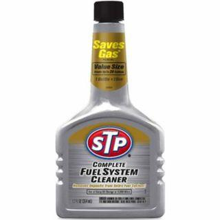 STP COMPLETE FUEL SYSTEM CLEANER, Jumbo Size