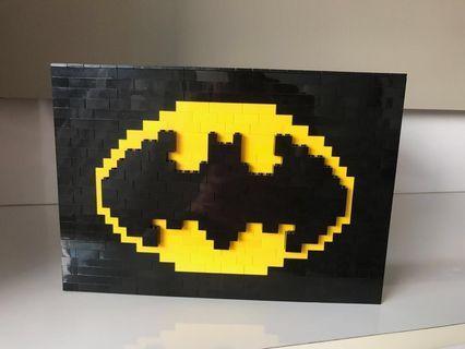 🚚 Compatible LEGO alike brick Batman Model