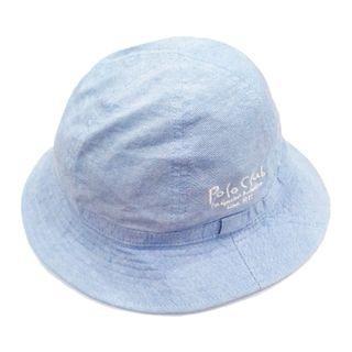 Vintage Polo Club Japan Made Light Blue Bucket Hat Size 56cm