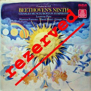 beethoven Vinyl LP used, 12-inch, may or may not have fine scratches, but playable. NO REFUND. Collect Bedok or The ADELPHI.