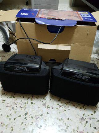 🚚 Kenwood speaker RS - 03 40W