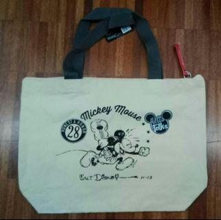 MICKEY MOUSE Anniversary Tote Bag