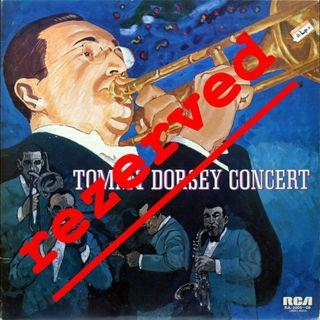 tommy dorsey (double) Vinyl LP used, 12-inch, may or may not have fine scratches, but playable. NO REFUND. Collect Bedok or The ADELPHI.