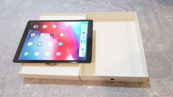 """二代 iPad Pro 12.9"""" 256G WiFi+Cellular版 太空灰 機身100%新 盒裝完整"""