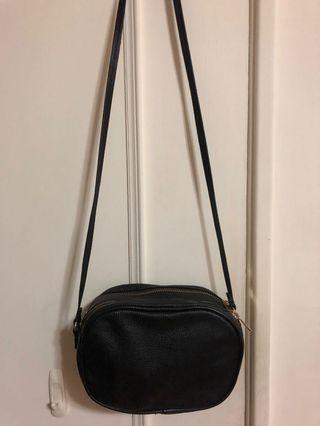 H&M 雙層小圓包