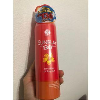 SUNPLAY UV BODY MIST SPF 130 PA+++