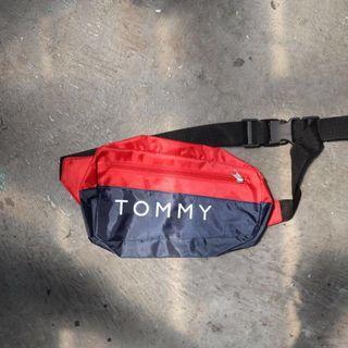 tas waist bag tommy hilfiger original