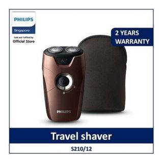 Philips travel shaver 8 Sets to go at $19.90