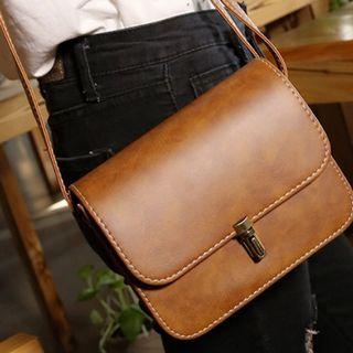 🚚 Boxy Bag (Brown)