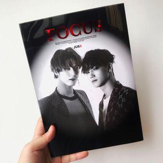 JUS2 1st Mini album 「FOCUS」