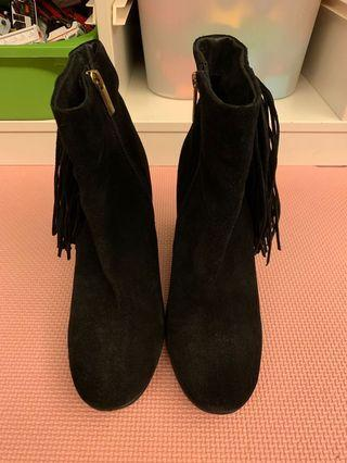 Top shop suede ankle boots