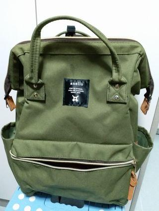 Anello Backpack背囊90%new(新淨少用)