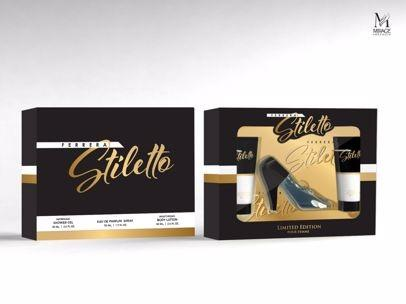Stiletto Heel Perfume Gift Set