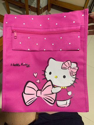 Hello Kitty Pink Tote Bag