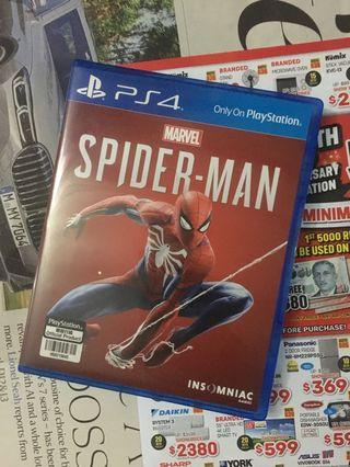 🚚 Spiderman Ps4