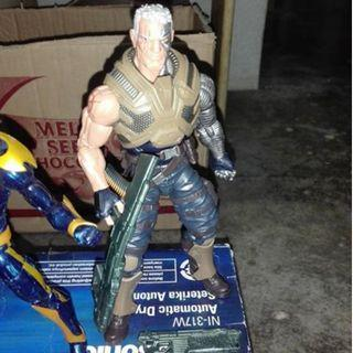 Marvel legend Cable