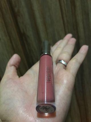 Wardah exclusive lip cream no.3
