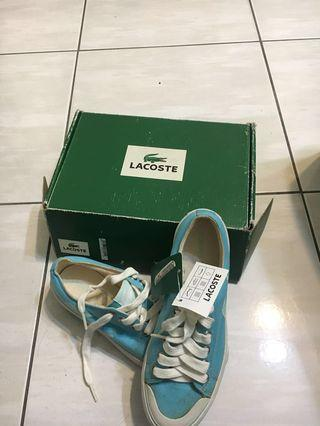 🚚 Lacoste  鞋子23cm