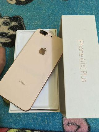 iphone 6s plus 64gb custom 8plus