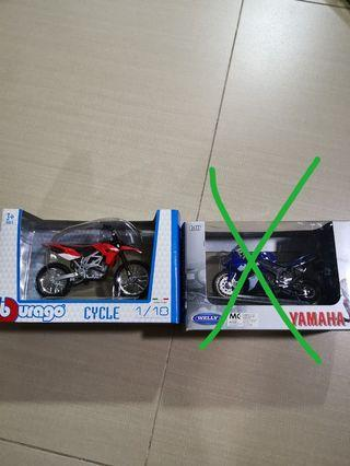 🚚 motorcycle 1:18