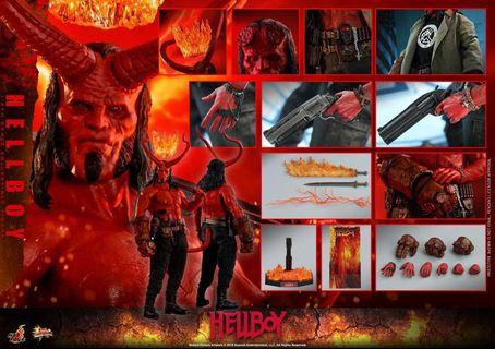 Hot Toys - MMS527 Hellboy (2019)