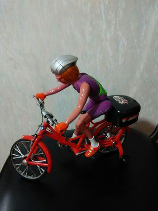 懷舊10吋高單車