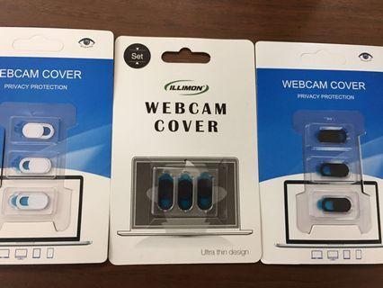 🚚 Webcam Cover (3pcs)