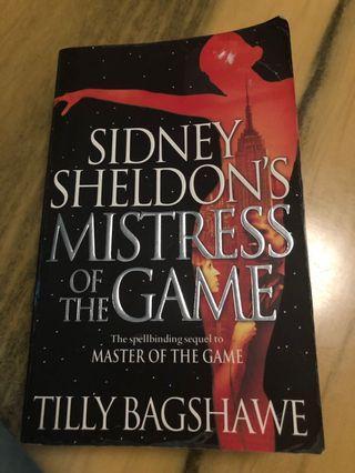 🚚 Sidney Sheldon's Mistress of the Game