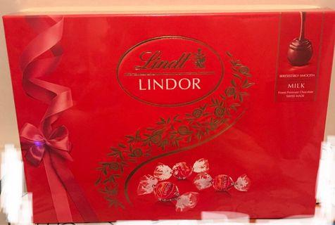 Lindt Lindor Mike Chocolate 168g
