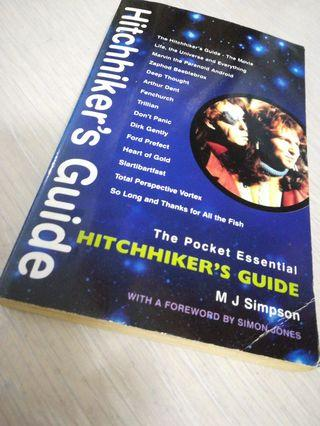 Books - Hitchhiker's Guide - The Pocket Essential - MJ Simpson