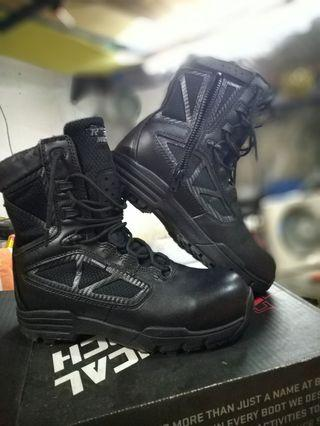Tactical Research boot (military use)
