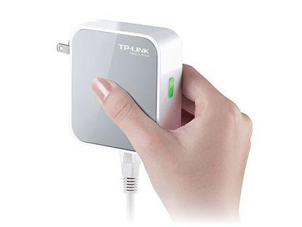TP-Link 150Mbps Wireless N Mini Router TL-WR700N