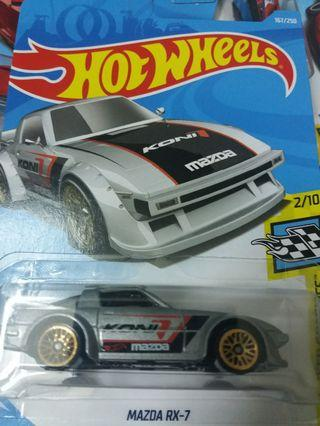 Hot Wheels Mazda RX7