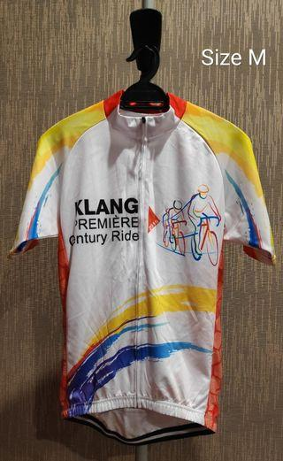 Cycling Jersey for Klang Century Ride 2016 (size M)