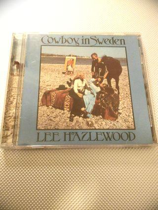 "Lee Hazlewood ""Cowboy in Sweden"" CD"