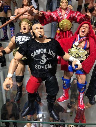 Wwe mattel Samoa Joe