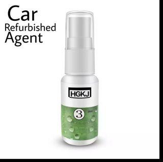 Car refurbished agent