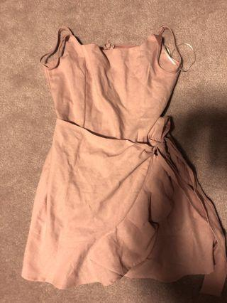 *PRICE DROP* Whitefox Boutique - Mini Dress in Pink - Size M