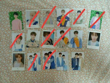 WTS Seventeen haru trading card